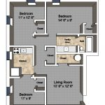 3 Bedroom Apartments